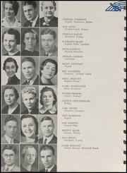 Page 16, 1939 Edition, Central High School - Arrow Yearbook (Aberdeen, SD) online yearbook collection
