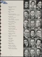 Page 17, 1939 Edition, Central High School - Arrow Yearbook (Aberdeen, SD) online yearbook collection