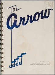 Page 3, 1939 Edition, Central High School - Arrow Yearbook (Aberdeen, SD) online yearbook collection