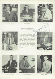 Page 17, 1955 Edition, Central High School - Arrow Yearbook (Aberdeen, SD) online yearbook collection