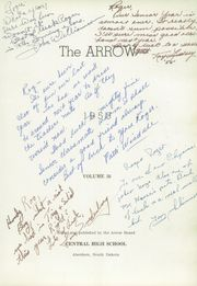 Page 7, 1955 Edition, Central High School - Arrow Yearbook (Aberdeen, SD) online yearbook collection