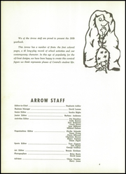 Page 8, 1959 Edition, Central High School - Arrow Yearbook (Aberdeen, SD) online yearbook collection