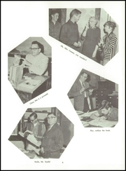 Page 13, 1960 Edition, Central High School - Arrow Yearbook (Aberdeen, SD) online yearbook collection