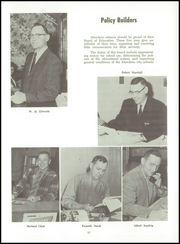 Page 15, 1960 Edition, Central High School - Arrow Yearbook (Aberdeen, SD) online yearbook collection