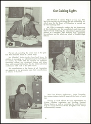 Page 17, 1960 Edition, Central High School - Arrow Yearbook (Aberdeen, SD) online yearbook collection