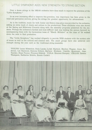 Page 14, 1954 Edition, Watertown High School - Arrow Yearbook (Watertown, SD) online yearbook collection