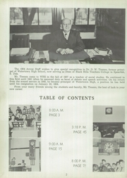Page 8, 1954 Edition, Watertown High School - Arrow Yearbook (Watertown, SD) online yearbook collection