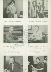 Page 10, 1958 Edition, Watertown High School - Arrow Yearbook (Watertown, SD) online yearbook collection