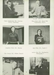 Page 12, 1958 Edition, Watertown High School - Arrow Yearbook (Watertown, SD) online yearbook collection