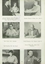 Page 14, 1958 Edition, Watertown High School - Arrow Yearbook (Watertown, SD) online yearbook collection