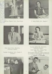 Page 15, 1958 Edition, Watertown High School - Arrow Yearbook (Watertown, SD) online yearbook collection