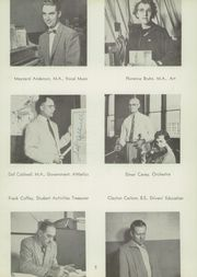 Page 9, 1958 Edition, Watertown High School - Arrow Yearbook (Watertown, SD) online yearbook collection