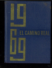 1969 Edition, Del Vallejo Middle School - El Camino Real Yearbook (San Bernardino, CA)
