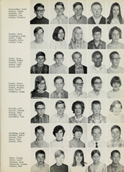 Del Vallejo Middle School - El Camino Real Yearbook (San Bernardino, CA) online yearbook collection, 1969 Edition, Page 59