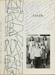 Page 11, 1970 Edition, Del Vallejo Middle School - El Camino Real Yearbook (San Bernardino, CA) online yearbook collection