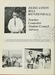 Page 6, 1970 Edition, Del Vallejo Middle School - El Camino Real Yearbook (San Bernardino, CA) online yearbook collection