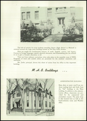 Page 10, 1948 Edition, Mitchell High School - Warbler Yearbook (Mitchell, SD) online yearbook collection