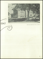 Page 9, 1948 Edition, Mitchell High School - Warbler Yearbook (Mitchell, SD) online yearbook collection