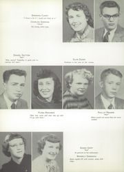 Page 16, 1954 Edition, Sturgis Brown High School - Mato Paha Yearbook (Sturgis, SD) online yearbook collection