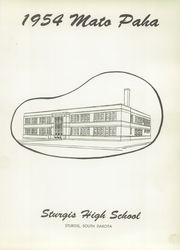 Page 5, 1954 Edition, Sturgis Brown High School - Mato Paha Yearbook (Sturgis, SD) online yearbook collection