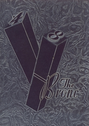 1948 Edition, Belle Fourche High School - Bronc Yearbook (Belle Fourche, SD)