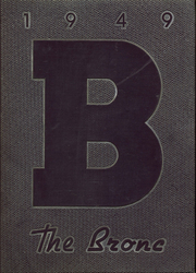 1949 Edition, Belle Fourche High School - Bronc Yearbook (Belle Fourche, SD)