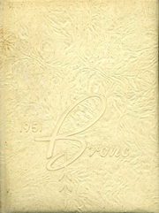 1951 Edition, Belle Fourche High School - Bronc Yearbook (Belle Fourche, SD)