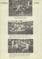 Page 10, 1952 Edition, Belle Fourche High School - Bronc Yearbook (Belle Fourche, SD) online yearbook collection