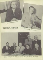 Page 12, 1952 Edition, Belle Fourche High School - Bronc Yearbook (Belle Fourche, SD) online yearbook collection