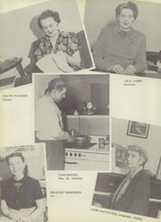 Page 14, 1952 Edition, Belle Fourche High School - Bronc Yearbook (Belle Fourche, SD) online yearbook collection
