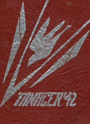1942 Edition, Vermillion High School - Tanager Yearbook (Vermillion, SD)