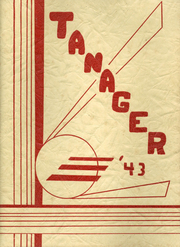 1943 Edition, Vermillion High School - Tanager Yearbook (Vermillion, SD)