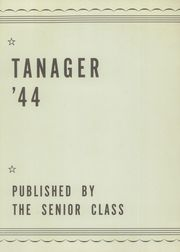 Page 3, 1944 Edition, Vermillion High School - Tanager Yearbook (Vermillion, SD) online yearbook collection