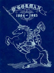 1985 Edition, O Gorman High School - Knight Legend Yearbook (Sioux Falls, SD)