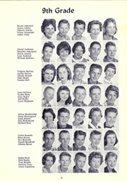 Page 13, 1961 Edition, Golden Valley Middle School - Knight Yearbook (San Bernardino, CA) online yearbook collection