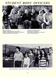 Page 13, 1973 Edition, Golden Valley Middle School - Knight Yearbook (San Bernardino, CA) online yearbook collection