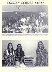 Page 15, 1973 Edition, Golden Valley Middle School - Knight Yearbook (San Bernardino, CA) online yearbook collection