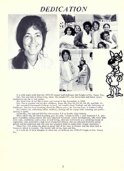 Page 6, 1973 Edition, Golden Valley Middle School - Knight Yearbook (San Bernardino, CA) online yearbook collection