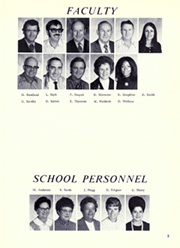 Page 9, 1973 Edition, Golden Valley Middle School - Knight Yearbook (San Bernardino, CA) online yearbook collection