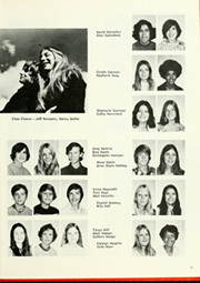 Page 17, 1974 Edition, Golden Valley Middle School - Knight Yearbook (San Bernardino, CA) online yearbook collection