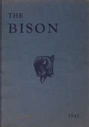 Page 1, 1941 Edition, Hot Springs High School - Bison Yearbook (Hot Springs, SD) online yearbook collection