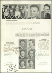 Page 14, 1941 Edition, Hot Springs High School - Bison Yearbook (Hot Springs, SD) online yearbook collection