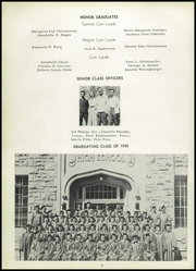 Page 12, 1949 Edition, Hot Springs High School - Bison Yearbook (Hot Springs, SD) online yearbook collection