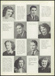 Page 17, 1949 Edition, Hot Springs High School - Bison Yearbook (Hot Springs, SD) online yearbook collection