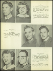 Page 12, 1952 Edition, Hot Springs High School - Bison Yearbook (Hot Springs, SD) online yearbook collection