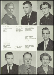 Page 13, 1959 Edition, Hot Springs High School - Bison Yearbook (Hot Springs, SD) online yearbook collection