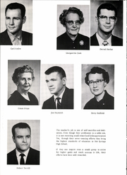 Page 10, 1960 Edition, Hot Springs High School - Bison Yearbook (Hot Springs, SD) online yearbook collection