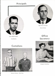 Page 9, 1960 Edition, Hot Springs High School - Bison Yearbook (Hot Springs, SD) online yearbook collection