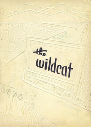 1956 Edition, Custer High School - Wildcat Yearbook (Custer, SD)