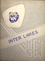 1963 Edition, Madison High School - Interlakes Yearbook (Madison, SD)